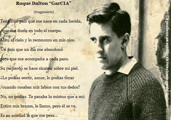 Poema dedicado a Roque Dalton