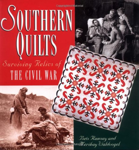 Civil War Quilts: Susan Robb's Confederate Quilt : rebel flag quilt pattern - Adamdwight.com