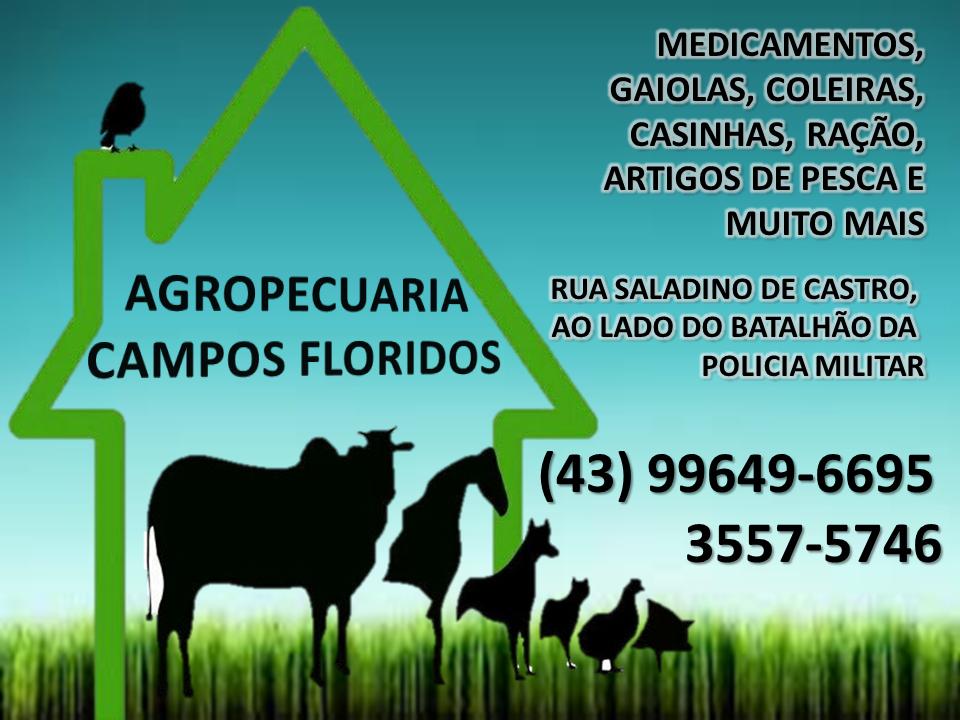 AGROPECUÁRIA CAMPOS FLORIDOS