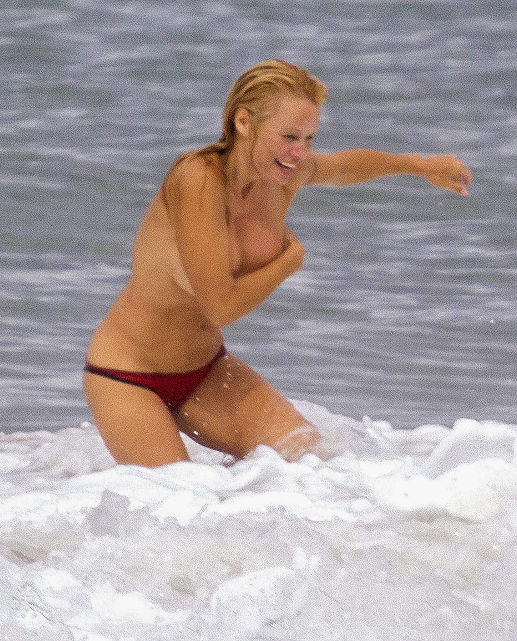 Pamela Anderson Naked Getting Fucked