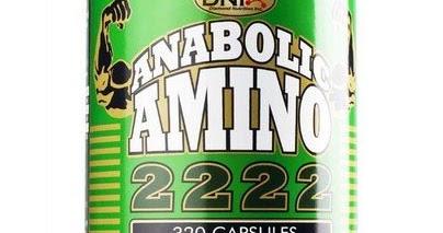 anabolic amino 2222 how to use