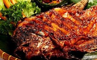 Resep Ikan Bakar Cianjur