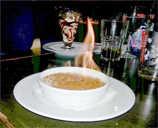 Increíble, pero cierto, de postre Crema Catalana es uno de los restaurantes de Disneylanda Paris