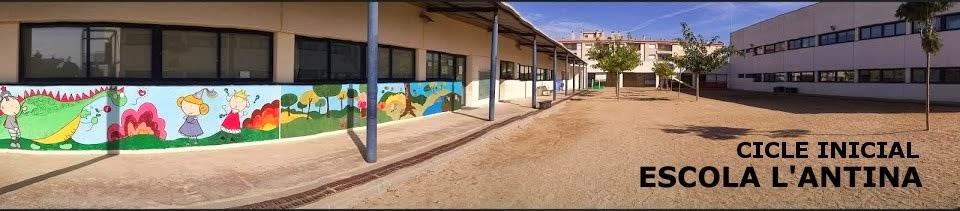 Pàgina web de l'Escola l'Antina