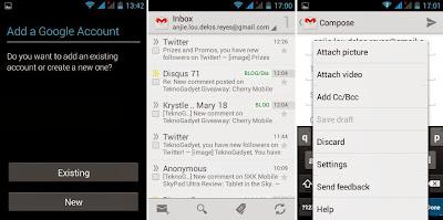 SKK Mobile Charm Gmail