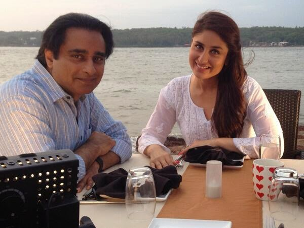 Kareena Kapoor Khan was in Goa to shoot for a BBC documentary
