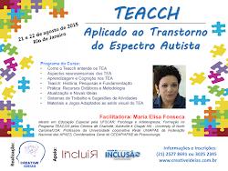 Teacch - Aplicado ao Transtorno do Espectro Autista
