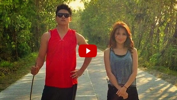 Cinema teaser of Crazy Beautiful You starring Kathryn Bernardo and Daniel Padilla