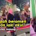 'Kau dah beromen Dengan Laki Aku!' video viral di internet
