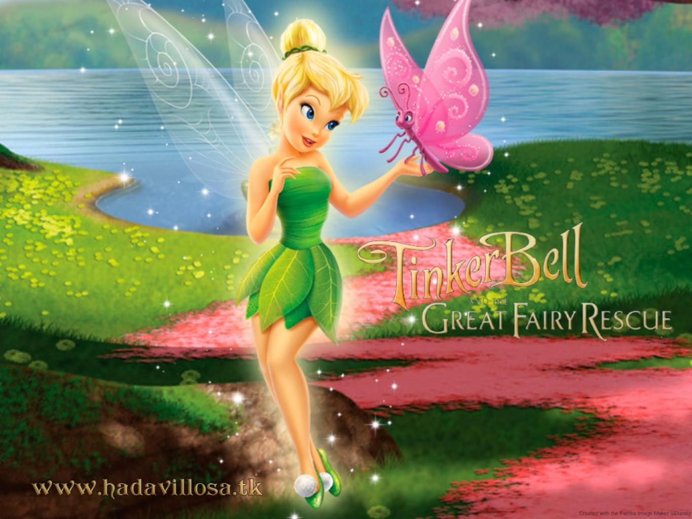Imagenes De Campanita Disney