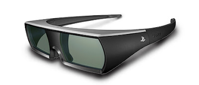 lunettes 3d moniteur sony playstation ps3