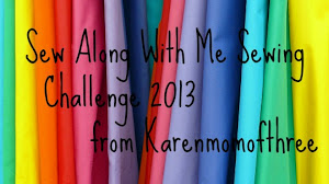 SEW ALONG WITH ME CHALLENGE