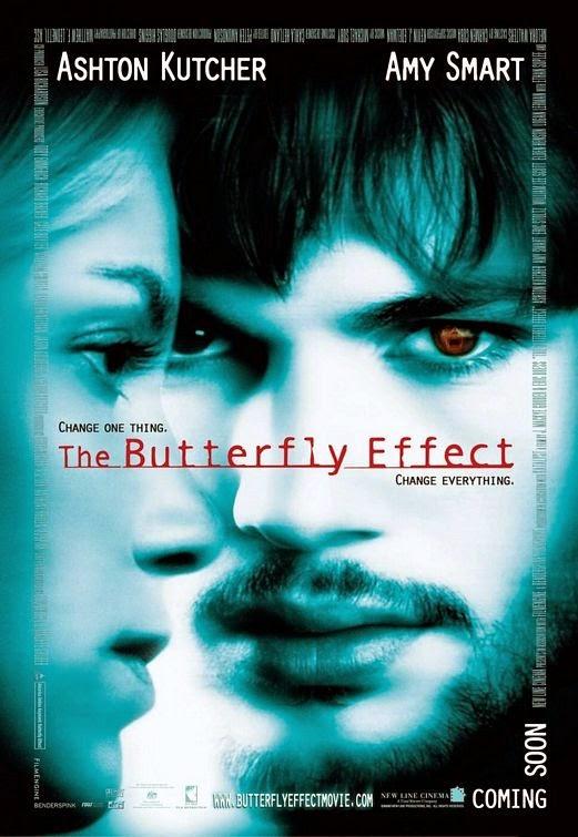 efecto mariposa, butterfly effect, película, film, time travel, viajes en el tiempo