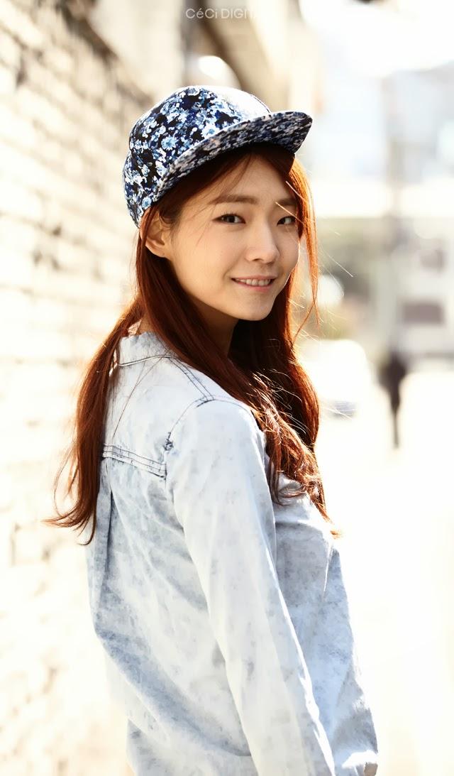 Joo Seon Young - Ceci Magazine February Issue 2014