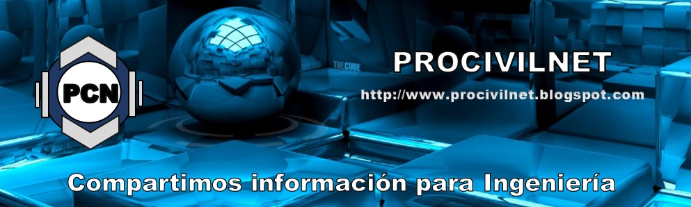 INGENIERÍA CIVIL PROCIVILNET