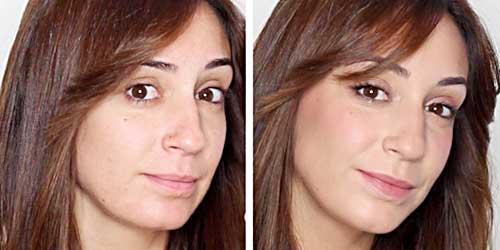 maquillaje de dia antes despues ana albiol