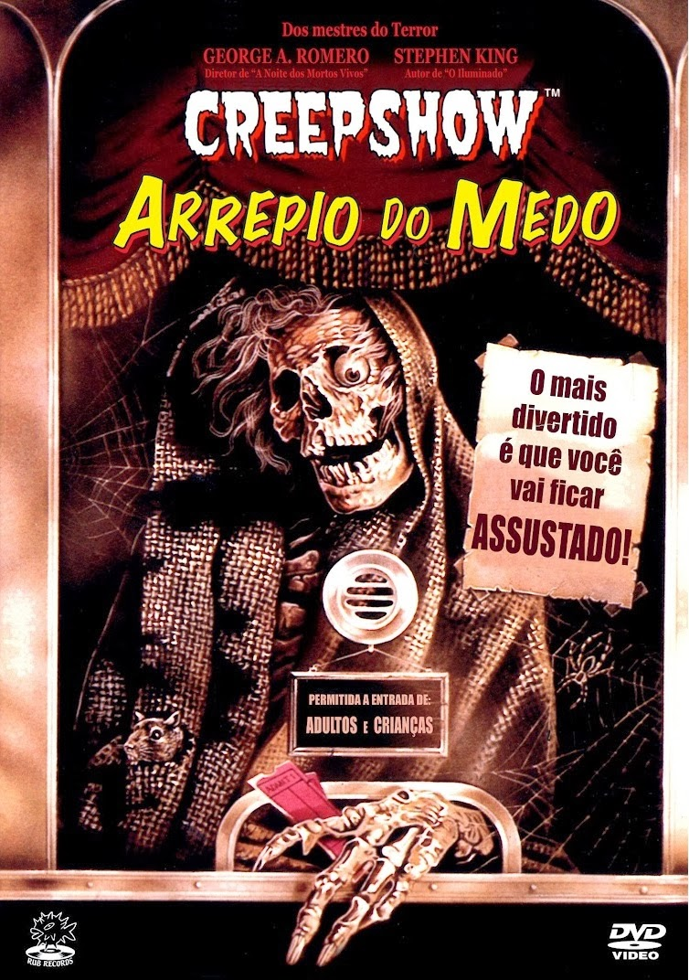 Creepshow: Arrepio Do Medo – Dublado