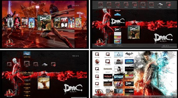 Download Thema Multimen Keren Playstation 3 Gratis