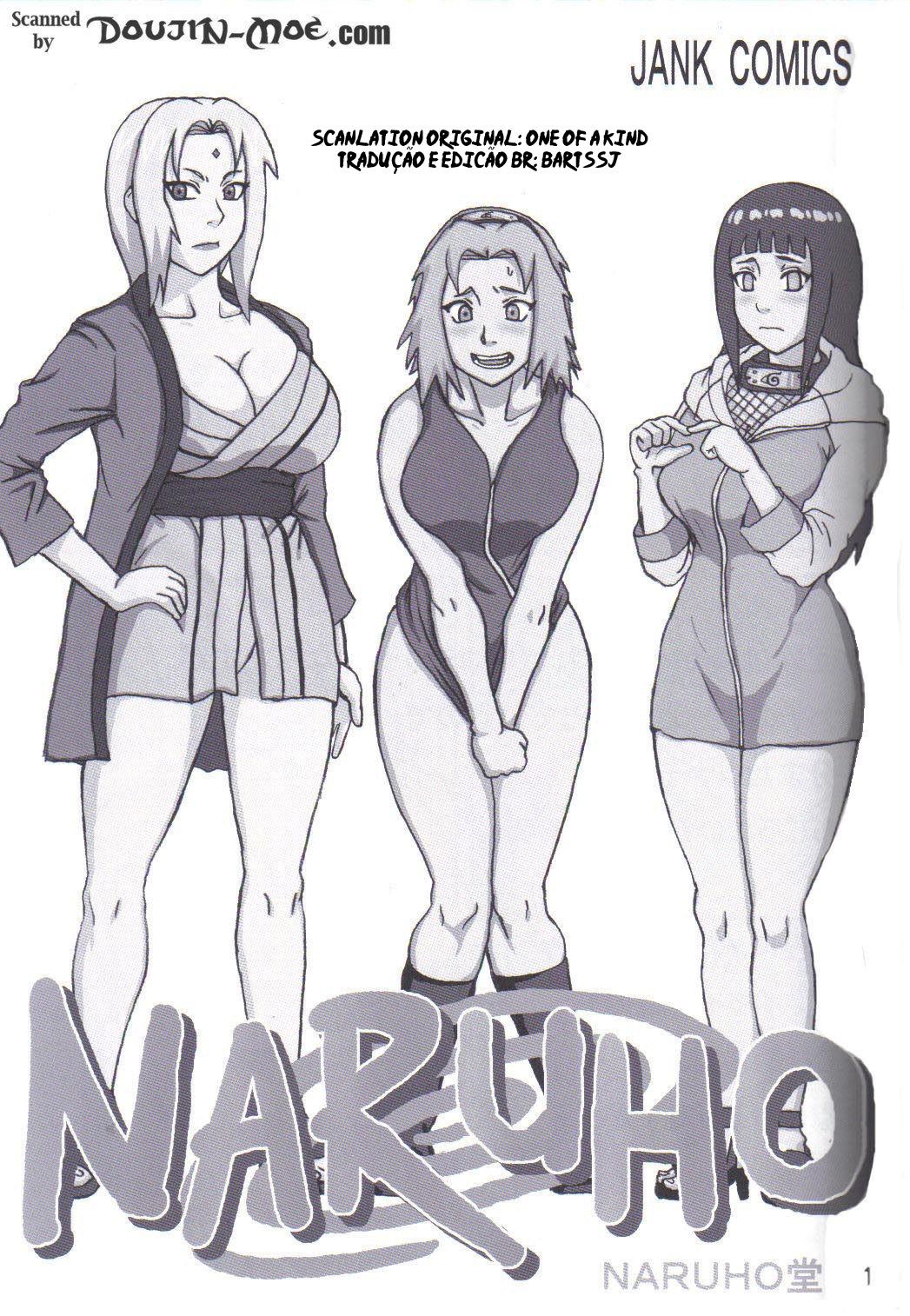 Watching woman naruto manga hentai