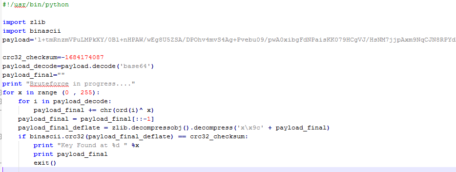 The curious case of crc32 gzinflate php backdoor  | Butter +