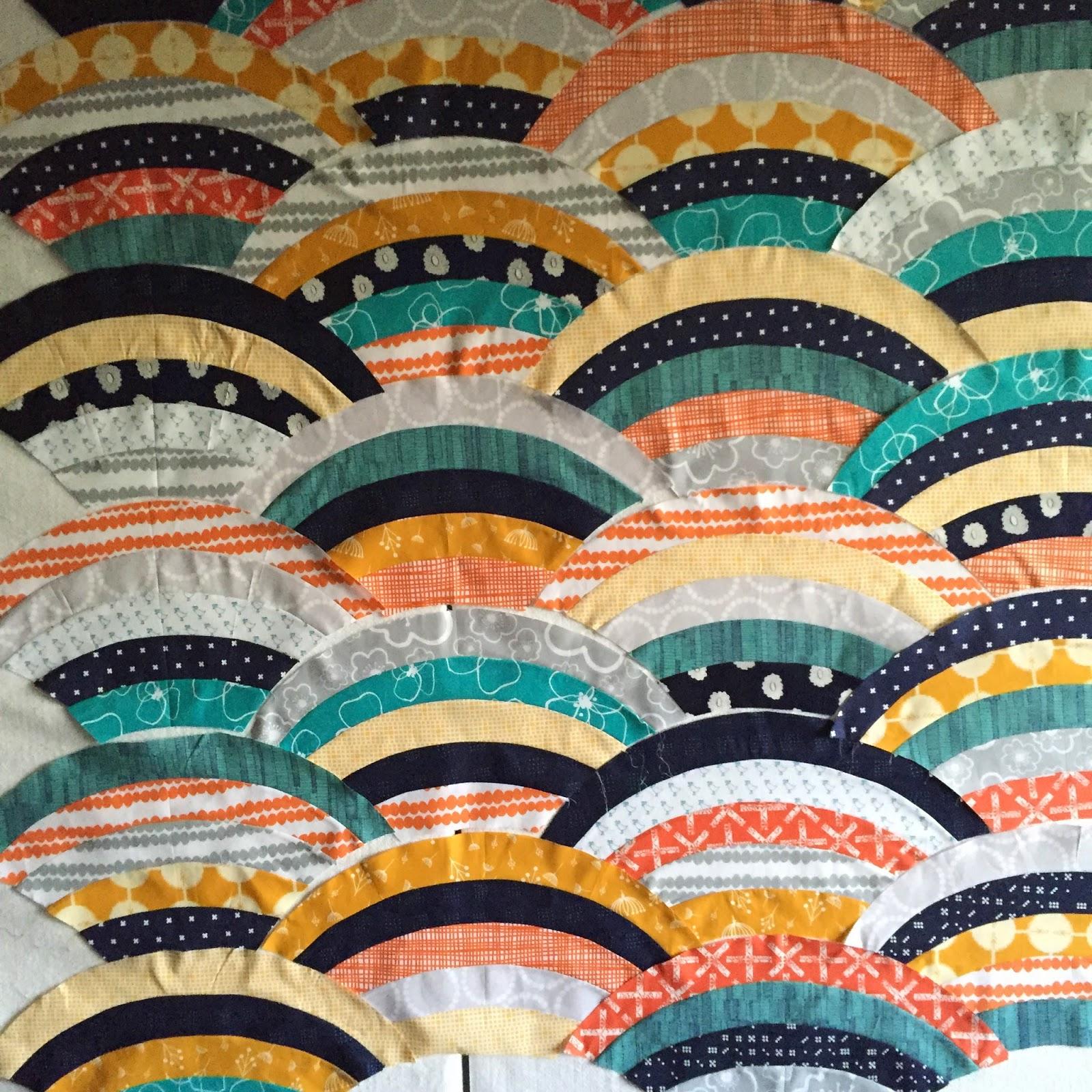 molehills quilt