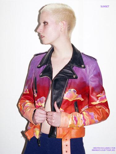 Claire Barrow Jacket