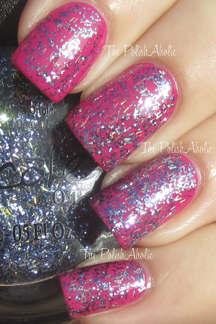 The PolishAholic: Nicole by OPI Selena Gomez Collection Swatches