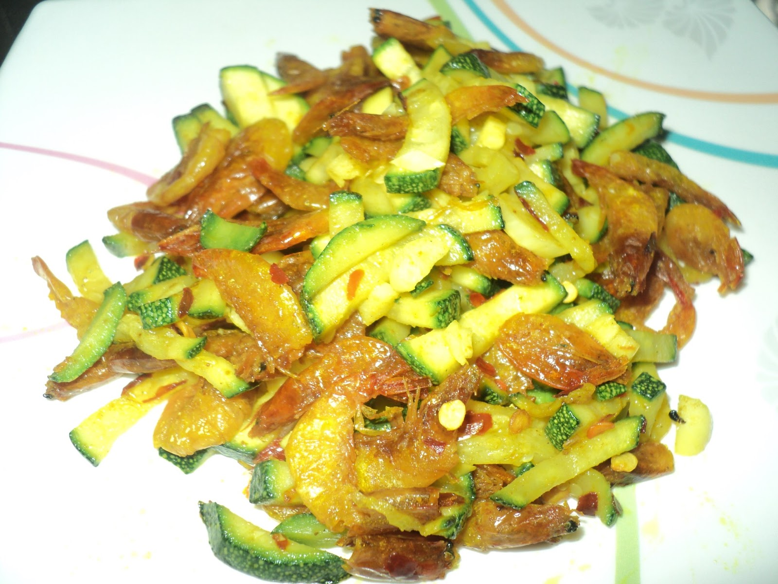 how to prepare zucchini for stir fry