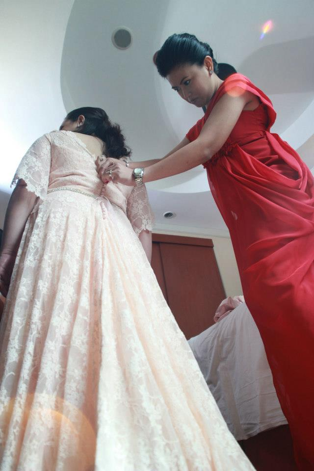 My Very First Bridal GownBride, Fashion, Fashion Collection, My Bride, Wedding - Creating your first bridal gown, Designing your first bridal gown, My experience in creating my first bridal gown, classic yet modern bridal gown