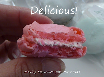 Le BonBon French Macaron Giveaway - Making Memories With Your Kids