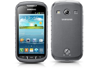 Harga dan Spesifikasi Samsung - S7710 Galaxy Xcover 2 Terbaru