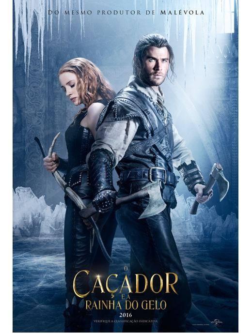 O Caçador e a Rainha de Gelo