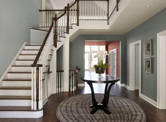 Foyer Wall Colors : Best entryway wall paint colors