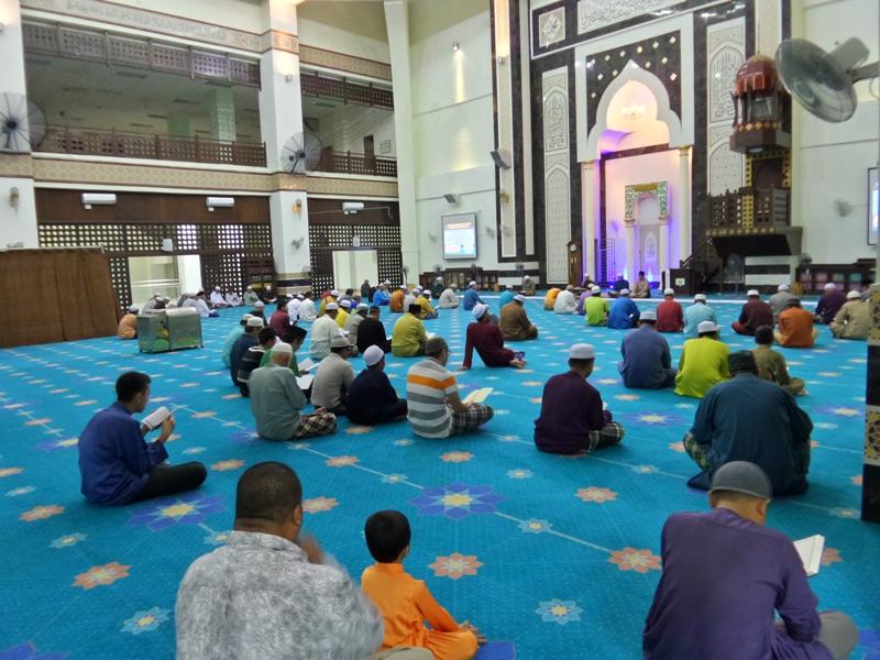 Nikah Masjid Usamah Bin Zaid Dicatat Oleh Masjid Usamah Bin