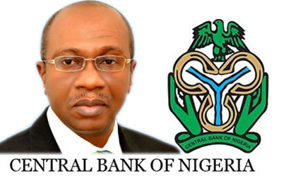 CBN Releases Names of 19 States Given Bailout & Amounts Received