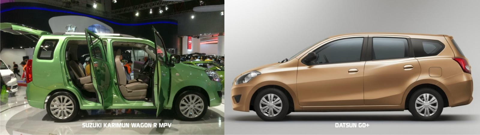 Dunia Otomotif: Saingi Datsun Go+, Suzuki Perkenalkan ...