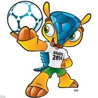 Brasil 2014 World Cup Mascot