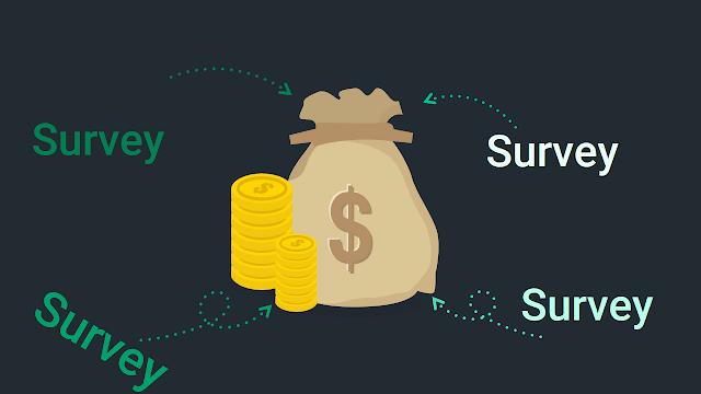Hasilkan uang lewat Survey
