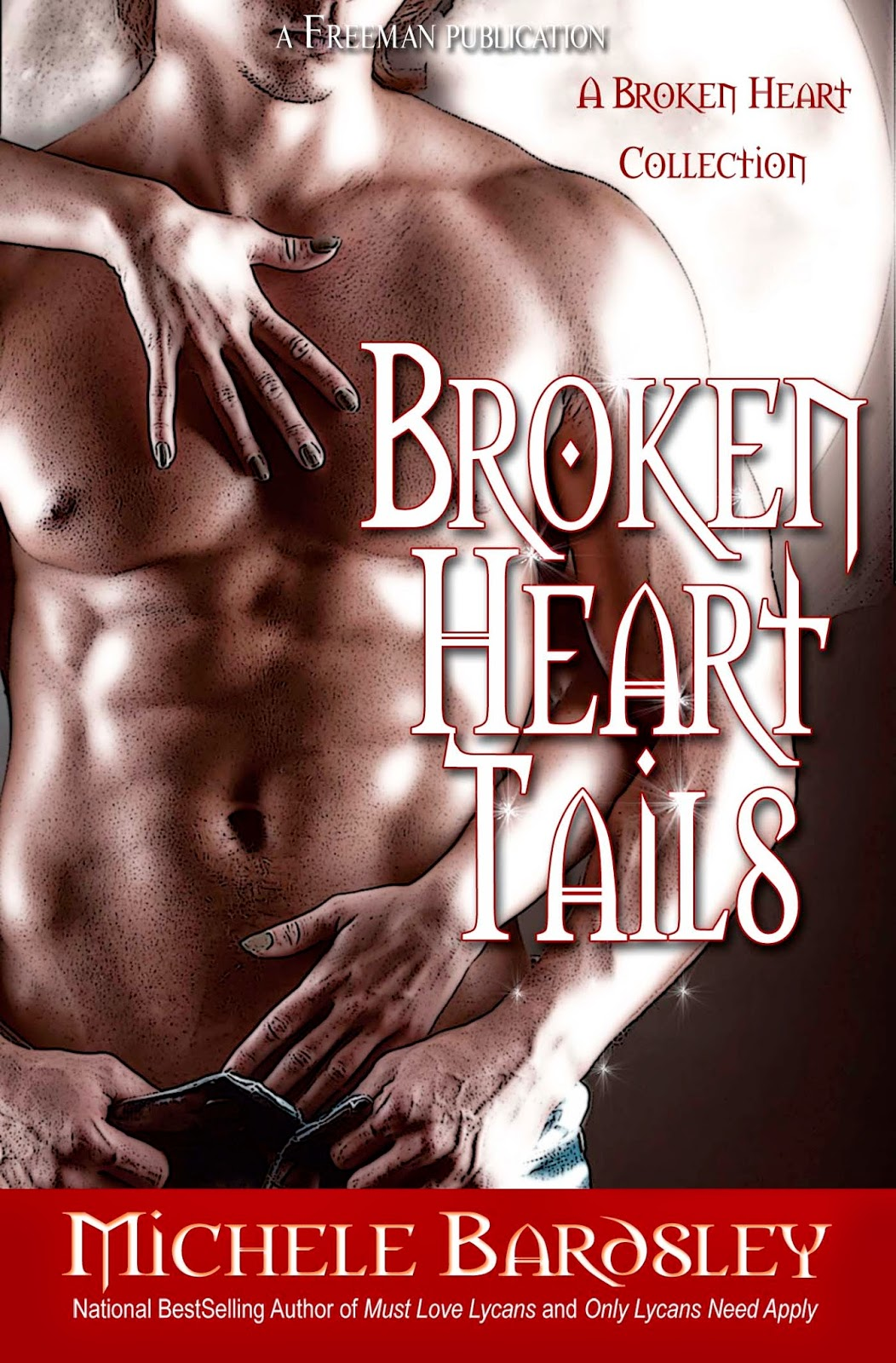 Broken Heart Tails is Book 8.5 in the Broken Heart series by Michele Bardsley.