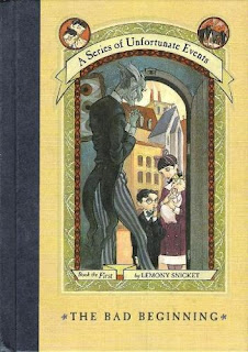 The Series of Unfortunate Events by Lemony Snicket Victorian