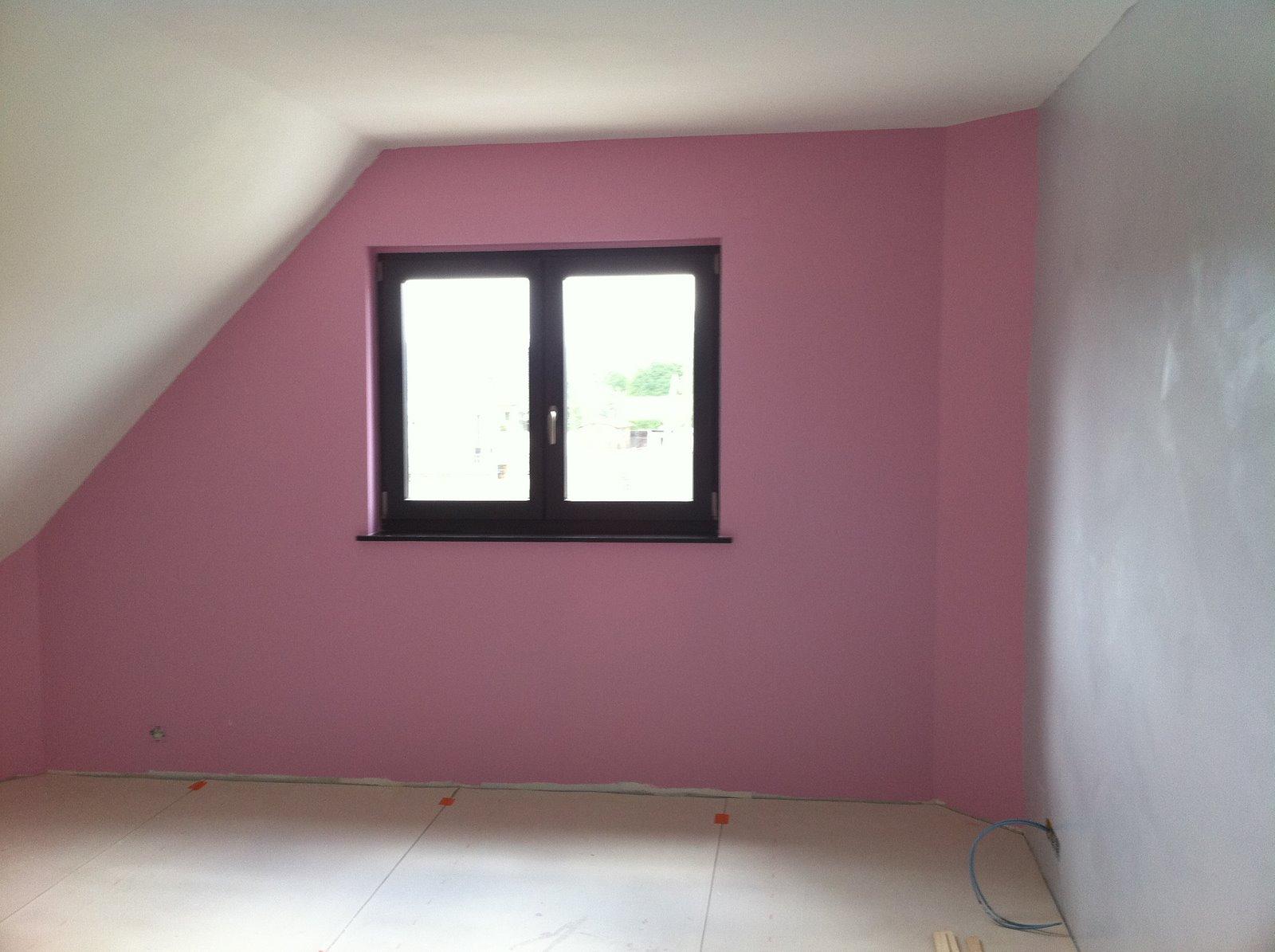 Indogate.com | Chambre Mur Rose