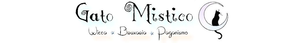 Wicca - Bruxaria - Paganismo - Gato Mistico