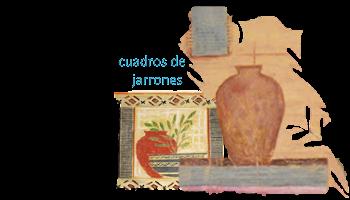 pintura: jarrones y otros
