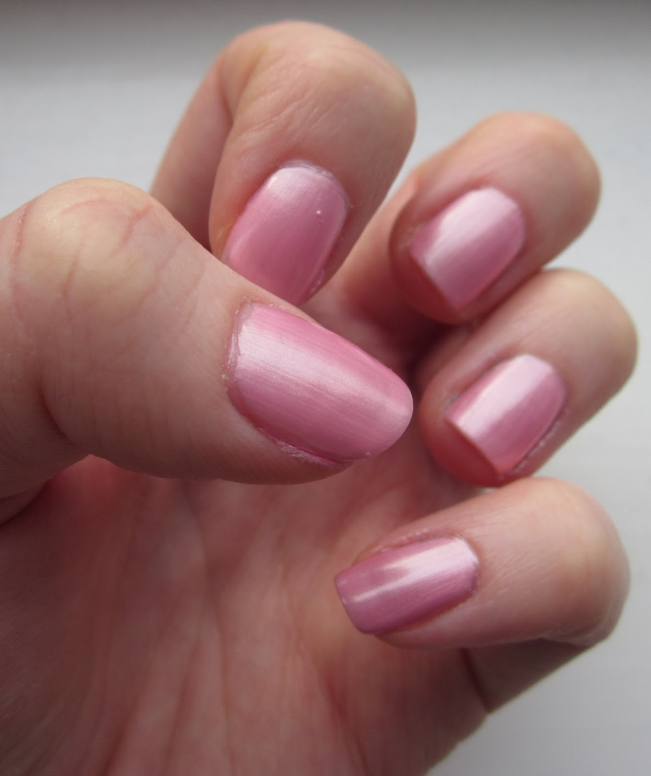 light pink nails - HD 1343×1600