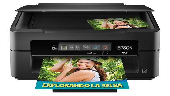 multifuncional epson xp-211 software