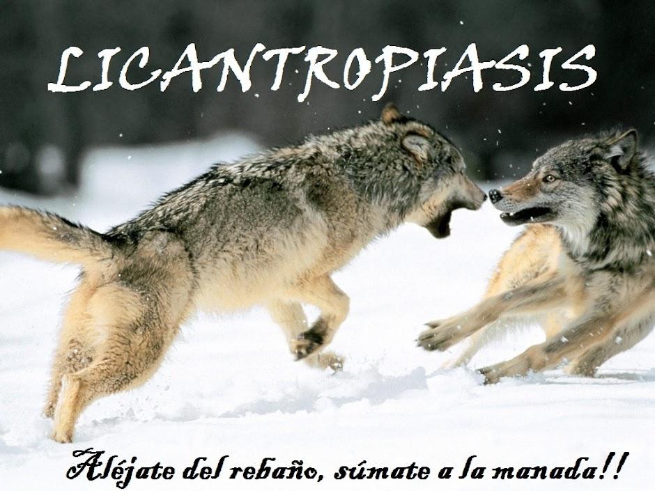 Licantropiasis
