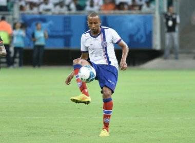 Williams Santana deixa o Bahia pelo futebol japonês