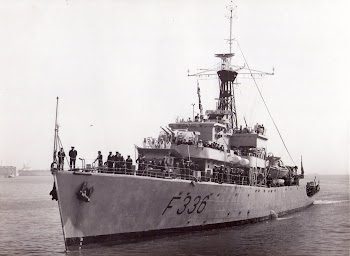 10/05/1971 O regresso a casa - Base Naval de Lisboa
