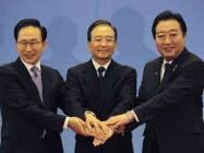 China, Japón y Corea del Sur firman tratado de inversiones