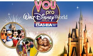 Promoção Para Ganhar Viagens à Disney - Casas Bahia